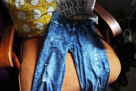 Boyfriend Jeans: H&M